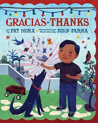 Gracias / Thanks By Mora, Pat/ Parra, John (ILT)
